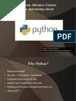 0 Presentation Python