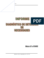 Diagnostico de Deteccion de Necesidades
