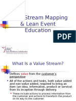Value Stream Mapping Basics