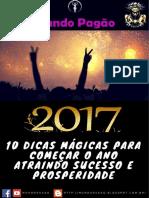 10 Dicas Magicas 2017