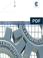 2017 Training Brochure Eurocontrol