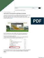 Tutorial Dasar Cara Install Dan Login Aplikasi SisKeuDes - Tutorial Prodeskel