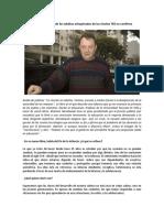 Mariano Narodoski (Por Diego Genoud Para La Política Online) - Ninguna Profecía de Los Adultos Achupinados de Las Charlas TED Se Confirma (2016!07!17)