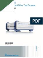 TSME Scanner R&S