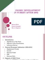 ECONOMIC DEVELOPMENT IN TURKEY AFTER 2002.pptx