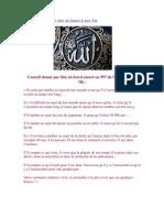 Conseil donné par Ibn al-Jawzi à son fils