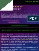 Criterii Inreg TVA 2017