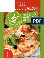 1pane Pizza Focacce Calzone
