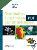Plantes Toxiques à Usage Médicinal Du Pourtour Méditerranéen