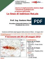 Manfredi Presentazione 20130524 Edifici Industriali