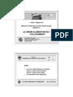Corso l'Aquila - Unioni e Collegamenti - Formisano
