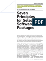 seven principal   of  seleting software packages.pdf