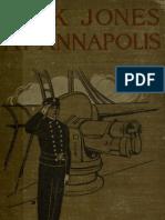 (1907) Buck Jones at Annapolis