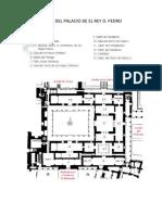 Plano Del Palacio de El Rey d