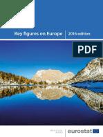 EU Key Figures 2016 From Eurostat