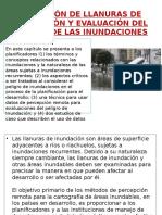 Seguridad e Higiene - LLanuras de inundación y Evaluación de peligro de inundaciones.