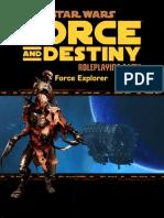 Force and Destiny - Force Explorer.pdf
