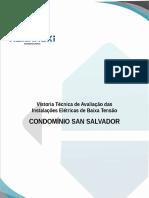 Vistoria Edficio San Salvador