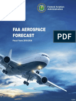 FY2016-36 FAA Aerospace Forecast