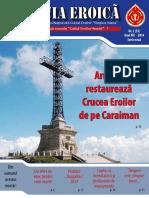 Revista Romania Eroica Cu Toma Leoveanu