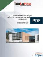 Guide Pratique Projets de Bibliotheques