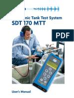 FR User Manual SDT 170 MTT