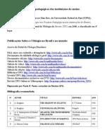 Publicações e Obras Sobre Ufologia.doc