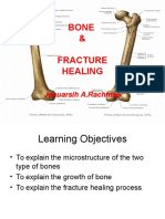 4. Bone & Fracture Healing by Dr Jane (25 Oct 2011)