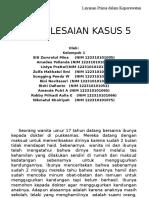 Penyelesaian Kasus 5, Lpk