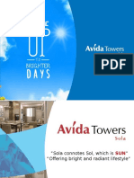 Avida Tower Sola Presentation