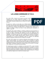 La Logia Zariguin - O.T.O.a.