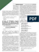 Aprueban el Cronograma Trimestral de realización de Audiencias Públicas Extraordinarias que efectuarán las Salas Penales de la Corte Superior de Justicia de Lima Sur para el Año Judicial 2017 y dictan diversas disposiciones