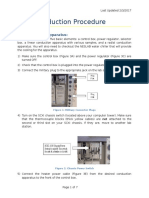 Heat Conduction Procedure