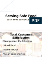Module 6 - Food Safety System