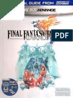 Final Fantasy Tactics Advance - Official Nintendo Power Guide.pdf