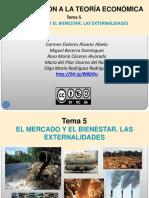 Presentación Tema 5 OCW Economía 2013 Definitiva