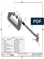 Complete C Clamp