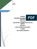 Mexico Líder en Desigualdad