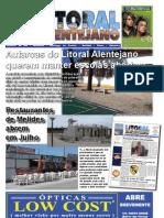 Jornal Litoral Alentejano Julho 2010