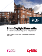 Crisis Skylight Newcastle