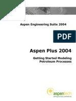 Aspen Plus Petroquimica
