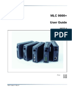 MLC9000 User Guide English