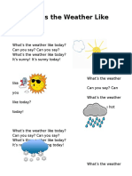 What's the Weather-handout