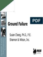 Kejadian Lapangan 2. Ground Failure
