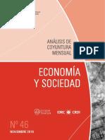 ECONOMIA Y SOCIEDAD - N 46 - NOVIEMBRE 2016 - PARAGUAY - PORTALGUARANI