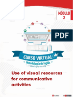 Separata Module 2 Use of Visual Resources for Communicative Activities-V2