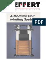 A Modular winding Systems