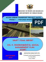 Vol 4. Autp - Draft Final Report _ Esmp_sept 15