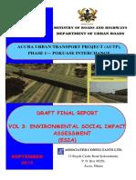 Vol 3. Autp - Draft Final Report _ Esia_sept 15