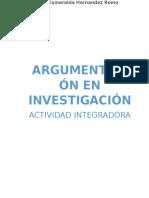 Argumentacion Redes Sociales modulo 5 Sem1